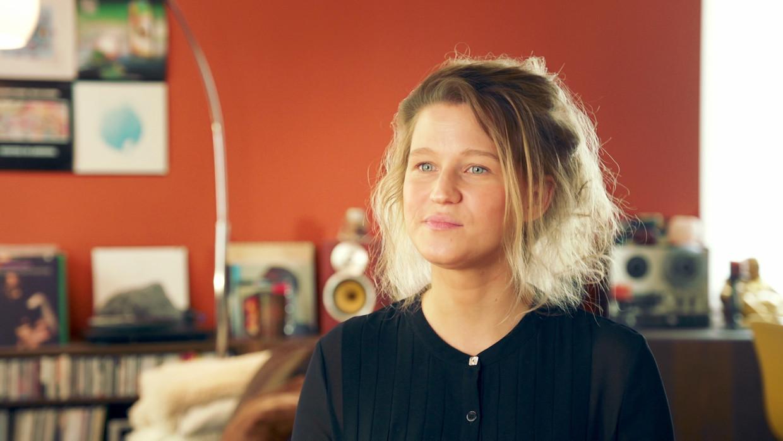 Selah Sue in 'Belpop'. Beeld © VRT