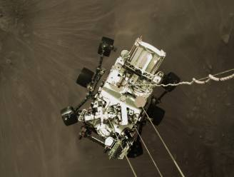 NASA verspreidt eerste videobeelden na landing Marsverkenner