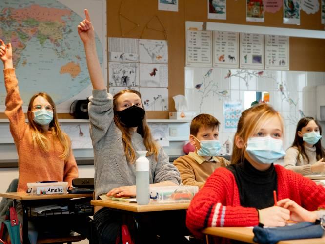 Scholen na paasvakantie opnieuw open, halftijds afstandsonderwijs voor tweede en derde graad secundair blijft behouden