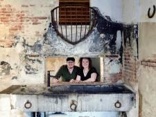 Joey en Joke verbouwen koetshuis Roosendaal tot restaurant: 'Zo'n pand komt maar eens in je leven voorbij'