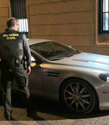 Gestolen dure Aston Martin nog niet terug bij Classic Park in Boxtel, bewijs voor Spaanse politie tegen oplichter