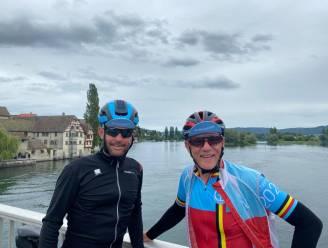 """Johan (58) en Luc (51) fietsen naar de Stelvio voor het goede doel: """"Zoals we ons nu voelen, rijden we hem niet één maar vier keer omhoog"""""""