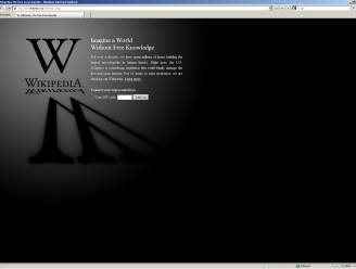 Medeoprichter Wikipedia pleit voor 'open science'