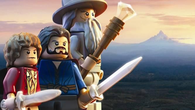 'Lego The Hobbit' schaamt zich niet voor zijn formule