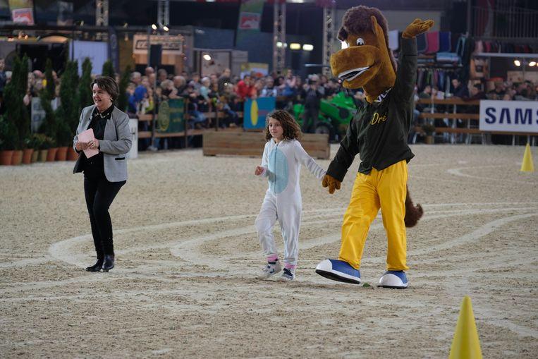 Mechelen Jumping kinderprogramma paarddiciplines