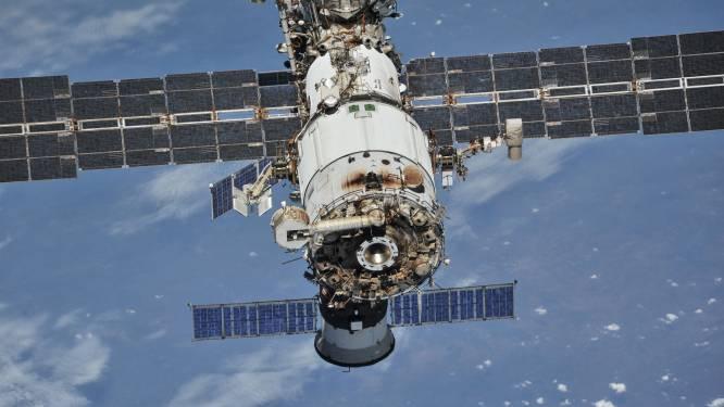 Ruimtestation ISS wordt filmset