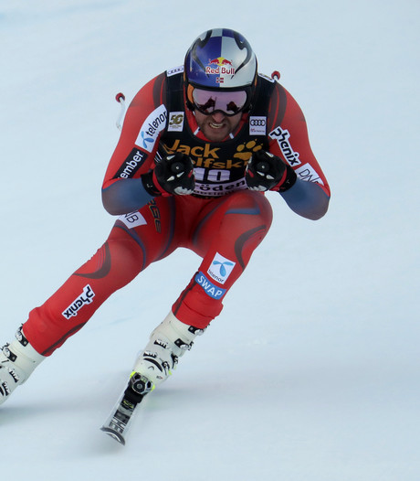 Svindal wint afdaling in Val Gardena
