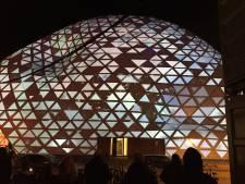 Technische storing bij Glow: lichtkunstwerk Blob niet te zien