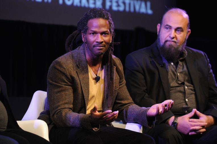 Hart: 'De meeste mensen die drugs gebruiken, willen méér voelen. Een kleine minderheid wil wegzakken in verdoving.' Beeld Getty Images for The New Yorker