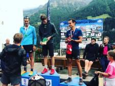 Huub van Noorden Nederlands kampioen trail