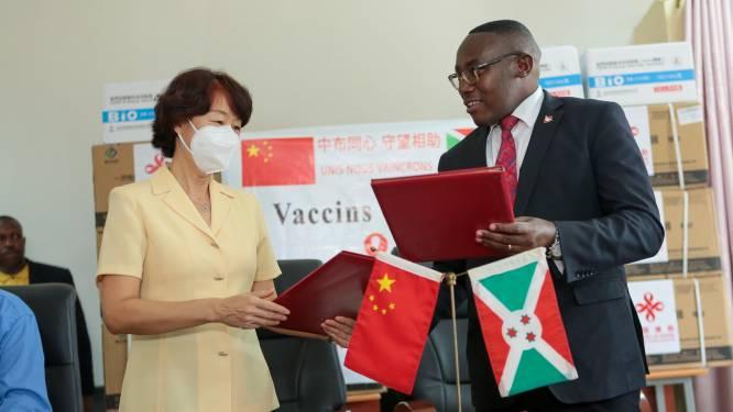 Burundi geeft startschot van vaccinatiecampagne, nog maar twee landen ter wereld die geen vaccins uitdeelden tegen coronavirus