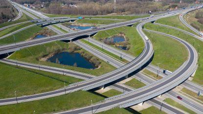 Impact van coronamaatregelen duidelijk te zien op Vlaamse snelwegen