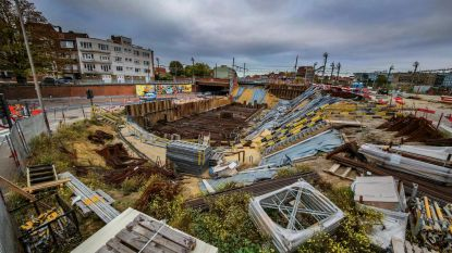 Tunnelwerken liggen tot 2021 stil