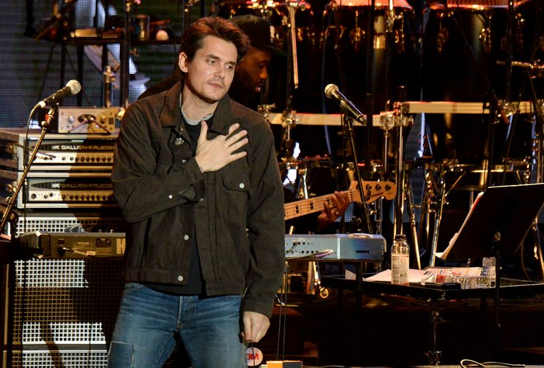 Ook John Mayer bracht een muzikaal afscheid aan Miller tijdens 'A Celebration of Life' in Los Angeles.