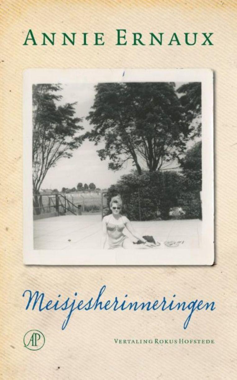 Annie Ernaux, 'Meisjesherinneringen', De Arbeiderspers, 167 p., 17,99 euro. Vertaald door Rokus Hofstede. Beeld RV