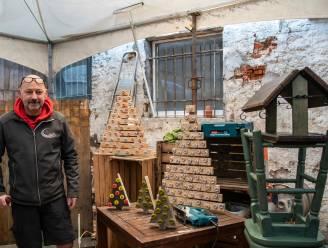 """Cafébaas Joost revalideert nog steeds na zwaar ongeval, maar lanceert wel upcycling-project: """"Elke euro telt om dit financieel te overleven"""""""