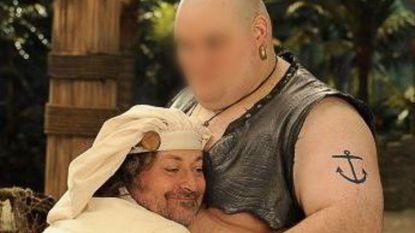 8 maanden cel voor reus uit 'Piet Piraat'