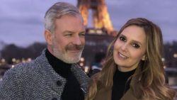 """Isabelle A is verliefd op haar duetpartner: """"Tijdens de clipopnames in Parijs sloeg de vonk over"""""""