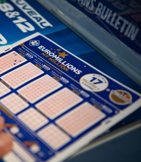 Recordjackpot Euromillions van 210 miljoen euro gaat naar gelukkige Zwitser