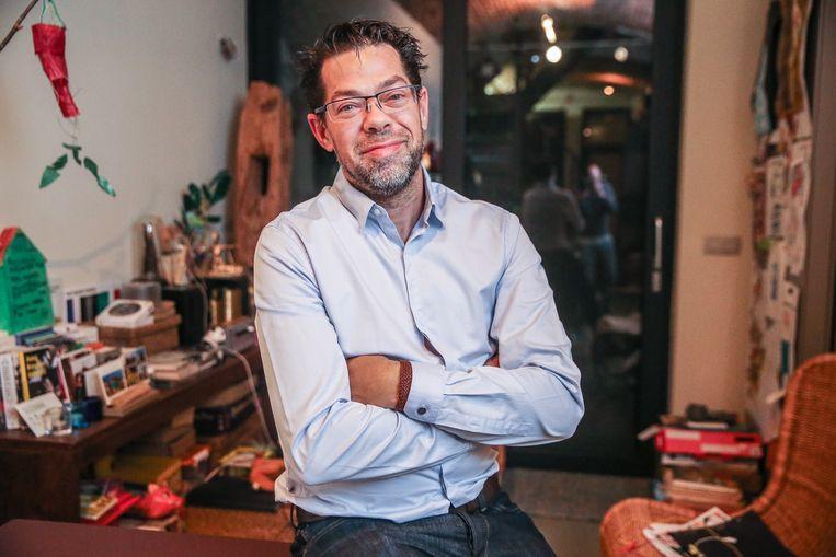 Alf Martijn komt met de Pokémon-Lijst op voor de provincieraadsverkiezingen in Gent.