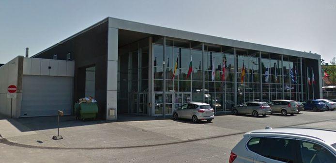 De Europahal wordt het derde vaccinatiecentrum in de regio.