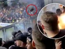 Aanklager betaald voetbal start vooronderzoek naar ongeregeldheden Go Ahead Eagles - PEC Zwolle