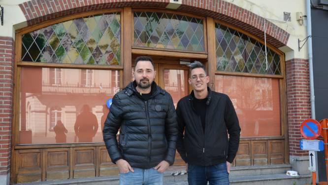 """Nieuwe eigenaars Kris en Chris geven bekende café Gambrinus serieuze metaformose: """"We hopen om tegen carnaval te openen"""""""