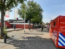 Brandweer bedwingt vuur in Tilburgs bedrijfsverzamelgebouw: alleen water- en rookschade bij buren