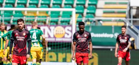 Dick Advocaat over veelbesproken positie bij Feyenoord: 'Weglopen lost niets op'