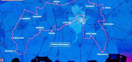 Vuelta komt langs alle Halderbergse dorpen, behálve Stampersgat: 'Toch feestje bouwen'
