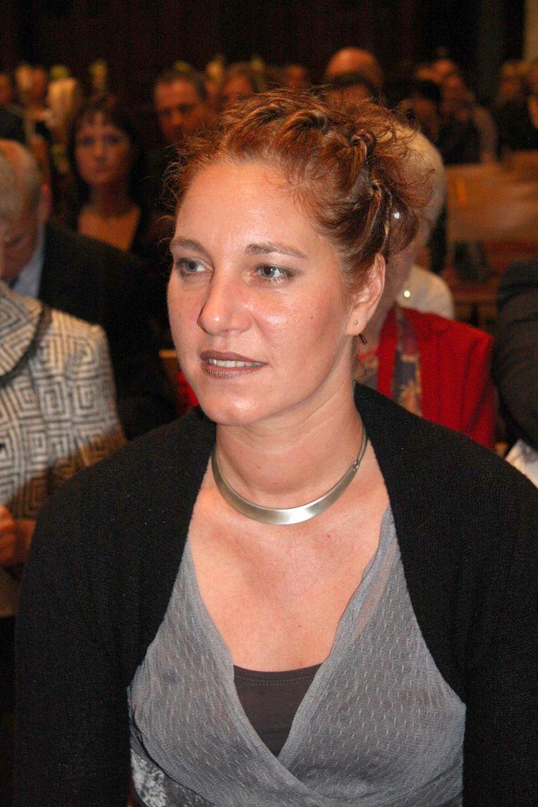 Wivina Laeveren was een sterke en warme vrouw