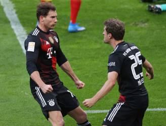 Bayern München zet grote stap richting nieuwe titel na zege bij Leipzig