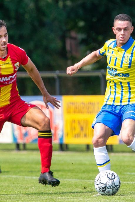 Bezoekjes aan Waalwijk zijn al jaren prima te verteren voor Go Ahead Eagles