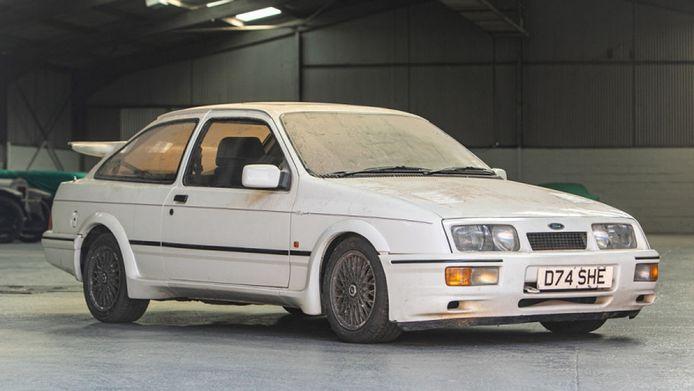 Ford Sierra Cosworth.