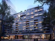 Geluidsconflict Stadhuisplein: ontwikkelaar schrapt etage met peperdure woningen