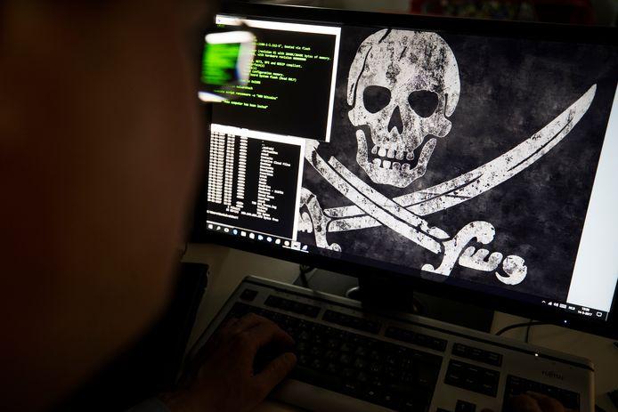 Cybercriminelen nemen ook computers over.
