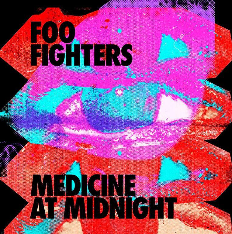 Foo Fighters, Medicine at Midnight. Beeld
