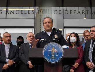Politie Los Angeles onderzoekt schokkende 'Valentijnskaart' over George Floyd die onder korps circuleert