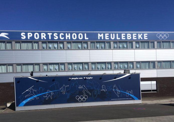 Sportschool VILO in Meulebeke.