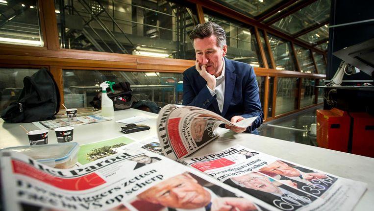 Hoofdredacteur Ronald Ockhuysen: 'De taak van recensenten is gecompliceerder' Beeld anp