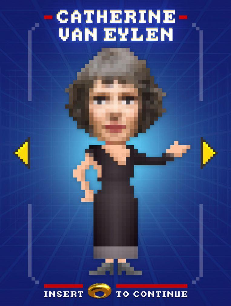 Catherine Van Eylen