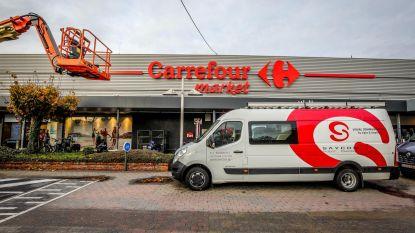Vernieuwde Carrefour opent woensdag