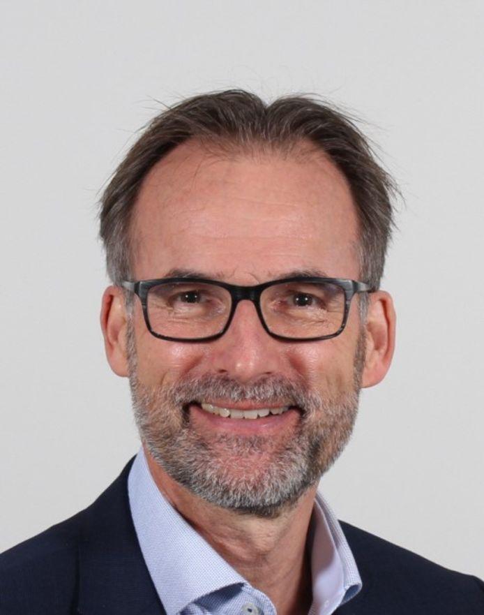 Rob Kleijwegt vertrekt uit Den Bosch.