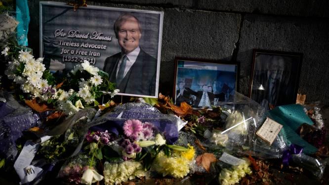 Man die Brits parlementslid neerstak beschuldigd van moord en terrorisme
