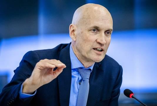 Ernst Kuipers, voorzitter van het Landelijk Netwerk Acute Zorg (LNAZ).