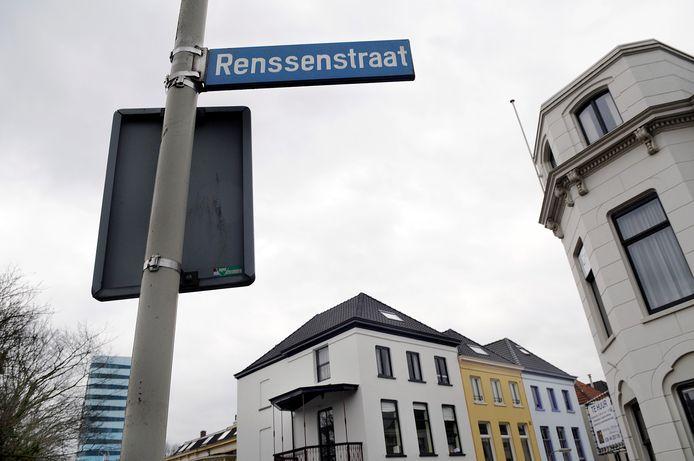 'In de Renssenstraat (langs de zuidkant van het spoor, iets voorbij het Centraal Station) werd ik aangesproken door een mij voorbij wandelend mannetje.' Foto ter illustratie.