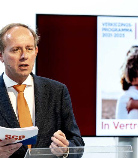 TERUGKIJKEN | Live in gesprek met Kees van der Staaij (SGP)
