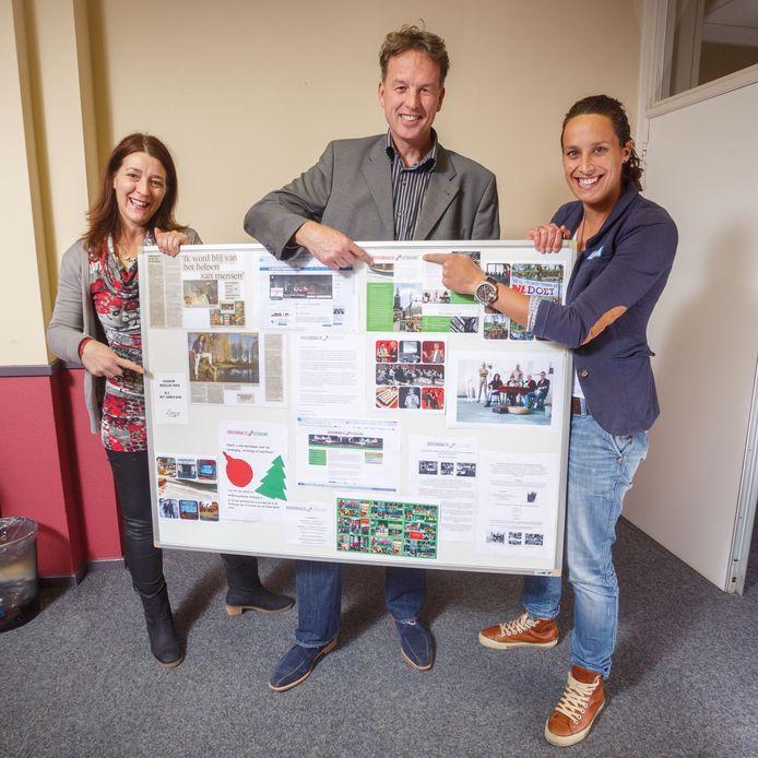 De mensen van de Roosendaalse Uitdaging gaan het buddy-project Armen Tekort coördineren.