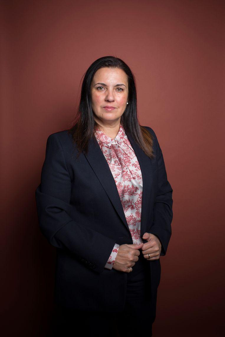 Eva González Pérez: 'Mijn oma was stoer, vastberaden en standvastig.' Beeld Jörgen Caris