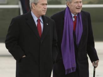 E-mail Amerikaanse ex-presidenten Bush gehackt